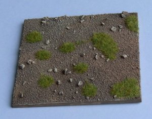 Simple Groundwork Template Terrain