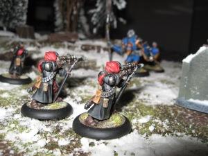 Widowmaker ambush!