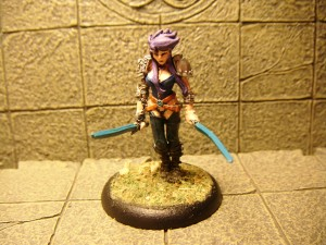 Viktoria (Paired Weapons)