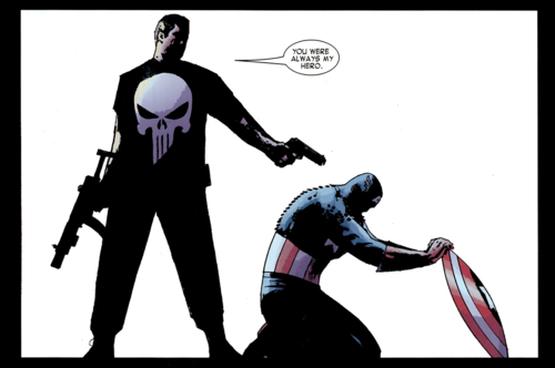 The Punisher is awesome.