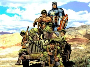 captain-america-with-soldiers-500x375