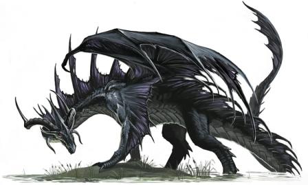 Black_Dragon_by_BenWootten