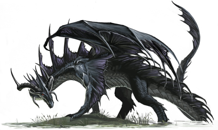 Black_Dragon_by_BenWootten