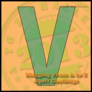 a-to-z-letters-v