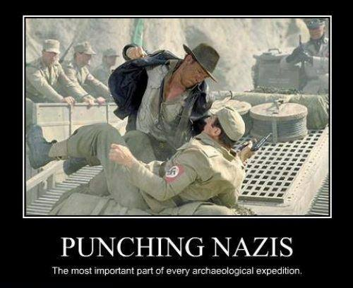 punchingnazis