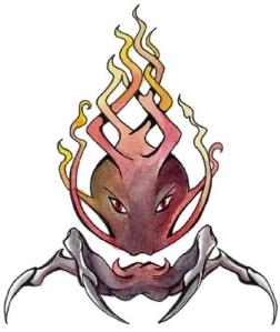Cult of the Dragon symbol