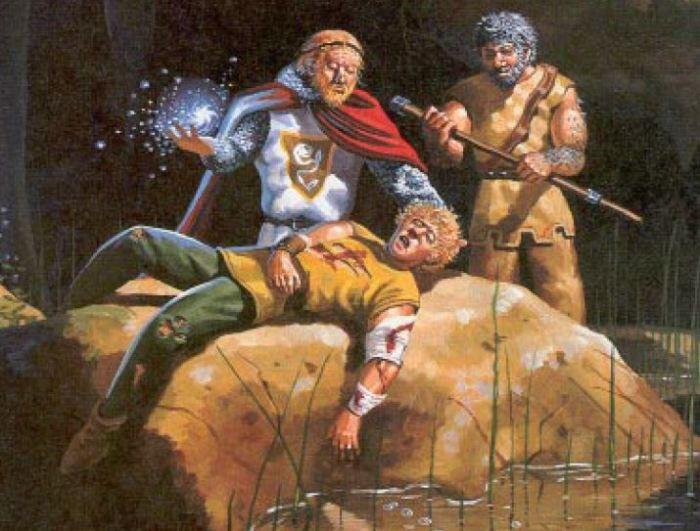 Cleric Healing Companions