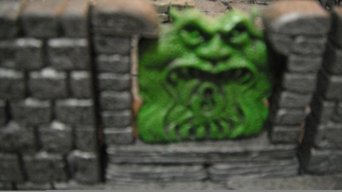Green Devil Door