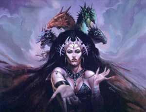 Tiamat, The Dark Queen