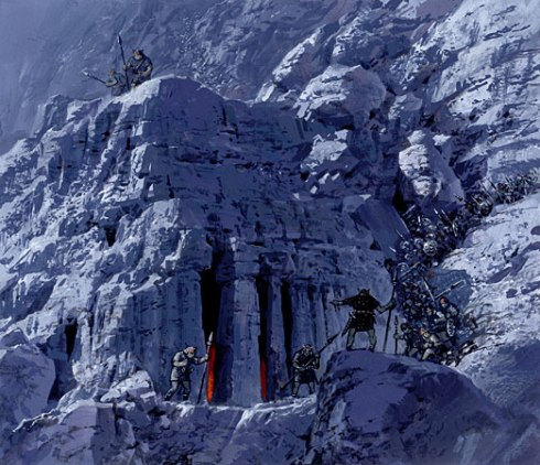 THROUGH THE GOBLIN GATE
