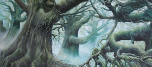 fantasy_art_fangorn_forest_by_ruudlips-d635z3f